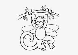 cute baby monkey coloring pages free coloring pages coloring