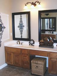 Antique Bathroom Mirror by Refinishing The Bathroom Mirror Ideas Decor Bathroom Designs