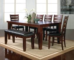 awesome wooden dining room benches contemporary house design