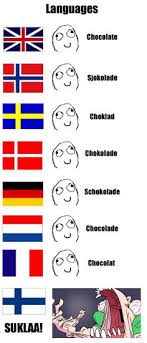 Finnish Language Meme - finnish language difficulties for foreigners finnish language