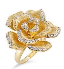 flower gold rings images Flower ring 751 3d print model cgtrader jpg
