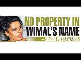 Weerawansa Remanded No Property In Wimal U0027s Name U2013 Shashi Weerawansa Youtube