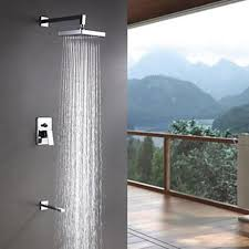 Bathroom Shower Handles 2018 Bathroom Shower Faucets Modern Shower Heads And Cold