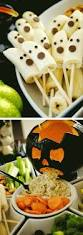 Food Idea For Halloween Party by Best 25 Banana Ghosts Ideas Only On Pinterest Halloween