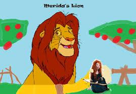 merida u0027s lion the parody wiki fandom powered by wikia