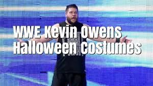 Randy Orton Costume Halloween Wwe Kevin Owens Halloween Costumes Costumes Halloween