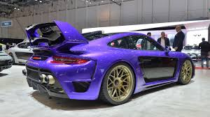 gemballa porsche 911 2017 gemballa porsche 911 turbo has an avalanche of horsepower
