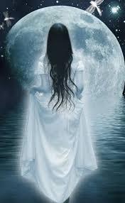goddess moon rituals the blue bees