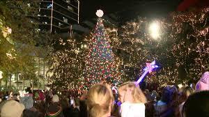 christmas lights richmond va grand illumination continues this year despite james center sale