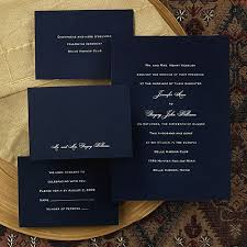 navy blue wedding invitations wedding invitation wa5854 87 unforgettable navy