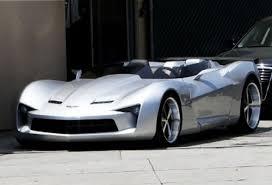 corvette cabrio spied corvette stingray concept cabrio amcarguide com