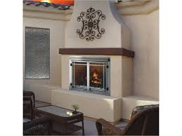 Outdoor Fireplace Prices by Gss42 Napoleon Stainless Outdoor Fireplace By Obadiah U0027s Woodstoves
