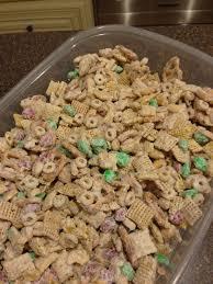 delicious white chex mix 3 c corn chex 3 c rice chex 3 c cheerios