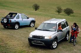 land rover 1999 freelander it u0027s official the land rover freelander is now a classic car