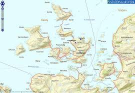 Map Javascript Norwegian Mountains Route Descriptions Leinehornet