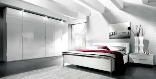 Schlafzimmer Komplett Mit Bett 140x200 Wellel Chiraz Komplett Schlafzimmer Hochglanz Weiß Sand Blau