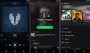 spotify for tablet apk spotify apk mod unlock all android apk mods