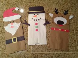 christmas paper bags 10 christmas crafts to burn that pre energy reindeer