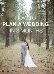 plan my wedding how to plan a wedding in 3 months weddings wedding and wedding
