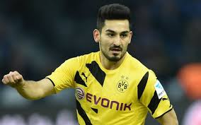 gundogan hair borussia dortmund fc transfer news english premier league