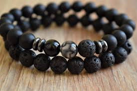 men bracelet bead images Mens bracelet bead mens bracelet set mens stretch bracelets jpg