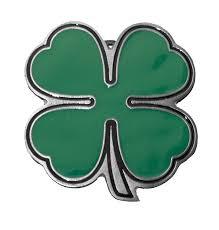 amazon com irish four leaf clover green belt buckle 4 shamrock