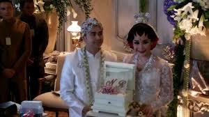 wedding dress nagita slavina raffi ahmad tak menyangka nikahi gigi