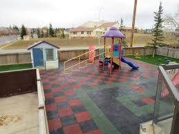 perfect surfaces playground rubber surfacing