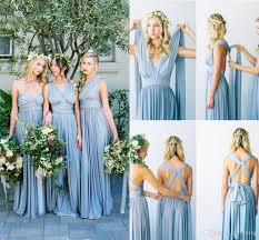 convertible bridesmaid dresses 2017 country convertible bridesmaid dresses for wedding v