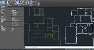 Draftsight Floor Plan by 4k Monitor Display Issues Autodesk Community