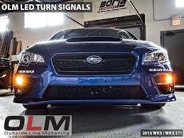 olm led front turn signal bulbs 2015 wrx 2015 sti 2013