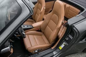 porsche 911 car seats 2017 porsche 911 turbo cabriolet test the socal