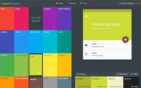 color combo generator material design color palettes 9 useful tools webpagefx