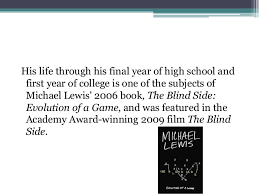 The Blind Side Book Summary Sparknotes 28 The Blind Side Book Chapter Summaries 25 Best Ideas