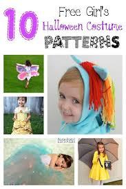 Toddler Halloween Costume Patterns 10 Free Halloween Costume Patterns Girls