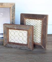 reclaimed wood picture frames canada reclaimed wood picture