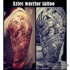 aztec tattoos designs ideas meanings images