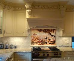 Kitchen Tile Backsplash Murals by 45 Best Kitchen Mural Ideas Images On Backsplash
