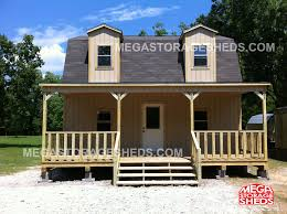 Best Small Cabins Mega Storage Sheds Barn Cabins