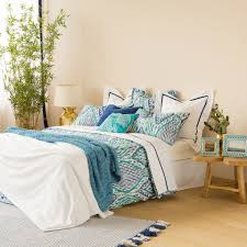 ikat print bed linen bed linen ikat and linen bedroom