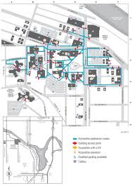 Seattle Parking Map by Spu Campus Accessibility Map Seattle Underground Pinterest
