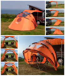 Campervan Awning Sheltapod Versatile Camper Awning Vw Bus Junkies
