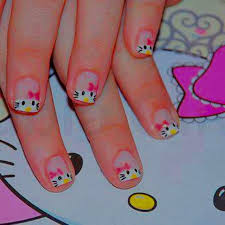 31 best hello kitty images on pinterest hello kitty nails make