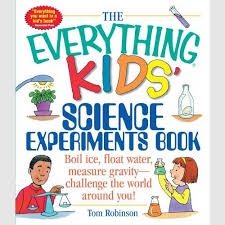 Water Challenge Tutorial The Everything Science Experiments Book Boil Float