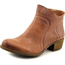 womens leather ankle boots sale sale lucky brand brolley toe leather ankle boot shoes