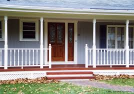 Front Porches On Colonial Homes by Six Kinds Of Porches For Your Home U2013 Suburban Boston Decks And