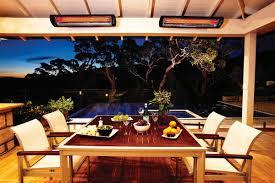 patio radiant heaters bromic tungsten 6000 watt electric mounted patio heater u0026 reviews