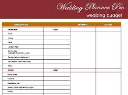 printable wedding planner diy free wedding planner pro fillable pdf worldlabel