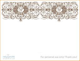 wedding invite templates invitation template wedding awesome 6 free printable wedding