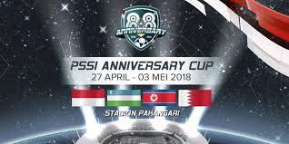 detiksport jadwal sepakbola indonesia jadwal live anniversary cup live timnas u 23 vs timnas korea utara